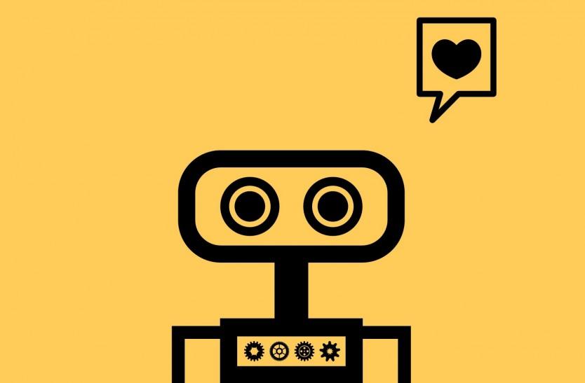 robot love for SEO PR